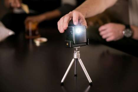 Cubic Miniature HD Projectors