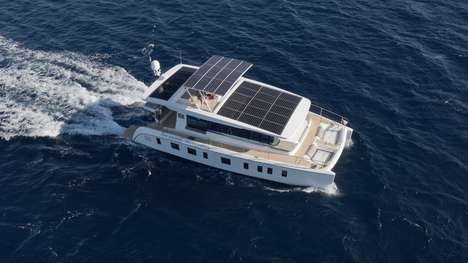 Solar-Powered Sea Cruisers