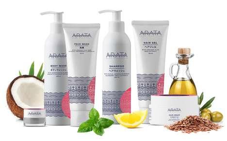 Zero-Chemical Plant-Based Skincare