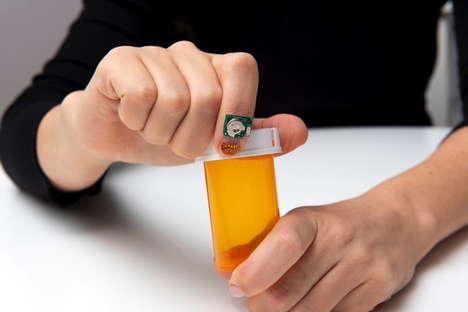 Strength-Testing Fingernail Sensors