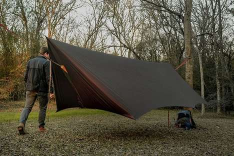 Technical Versatility Camping Hammocks