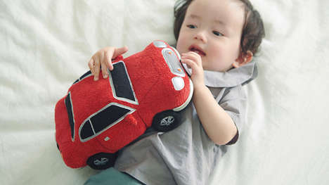 Car Brand Baby Toys