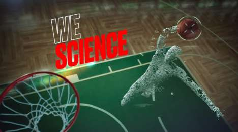 Science-Fueled Sports Ads