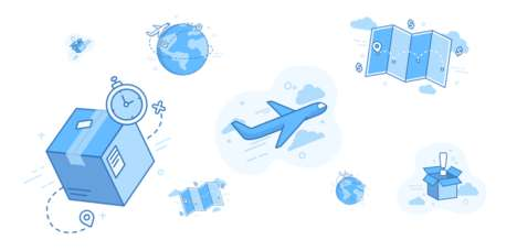 Consumer Travel Shipping Services