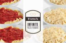 All-You-Can Eat Pasta Passes - Fazoli's Has Launched an Infinite Pasta Pass for Unlimited Dining