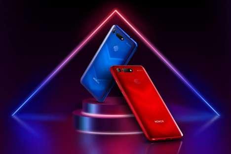 Demure 48MP Smartphones