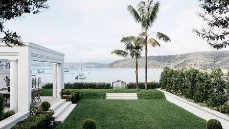 Minimalist Waterfront Holiday Homes