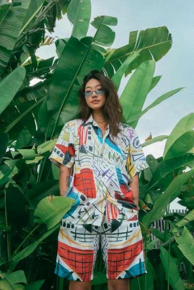 Beach-Friendly DJ Fashion Collaborations