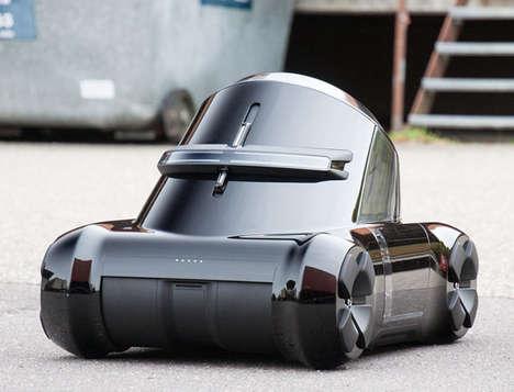 Subscription-Based Urban Vehicles