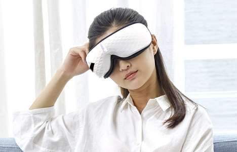 Eye Strain-Alleviating Masks