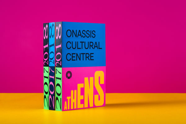 Typography-Centric Vibrant Identities - The OCC Enjoys a Dynamic Visual Language by Beetroot Design