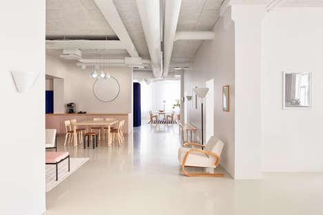 Bright Furniture Brand Headquarters