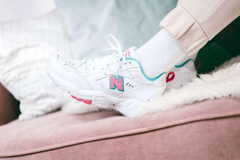 Crisp Chunky Sneaker Designs