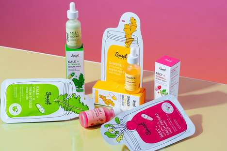 Veggie-Themed Beauty Products