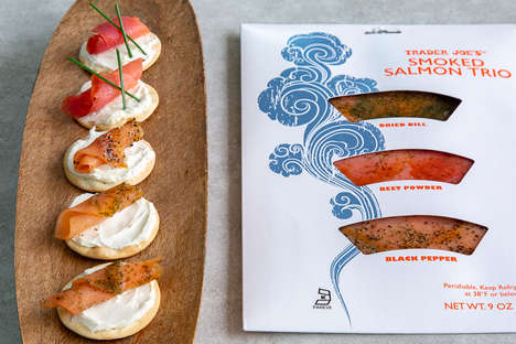 Party-Ready Salmon Platters