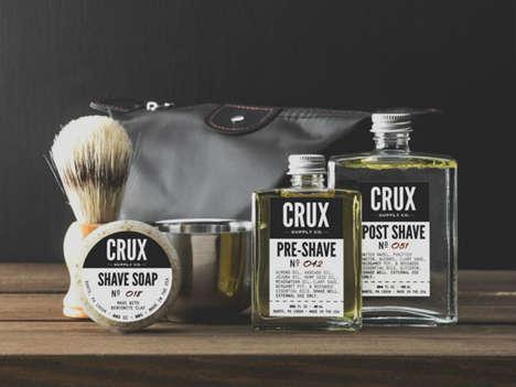 High-Quality Shaving Cosmetics