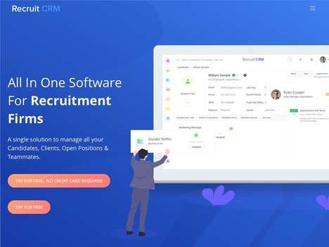 Applicant-Tracking Recruitment Software