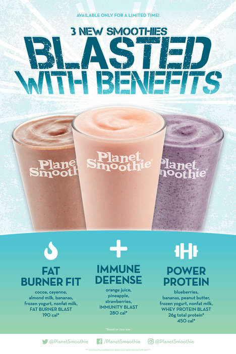 Functional Wellness Smoothies
