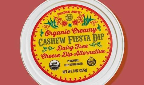 Festive Cashew Dips