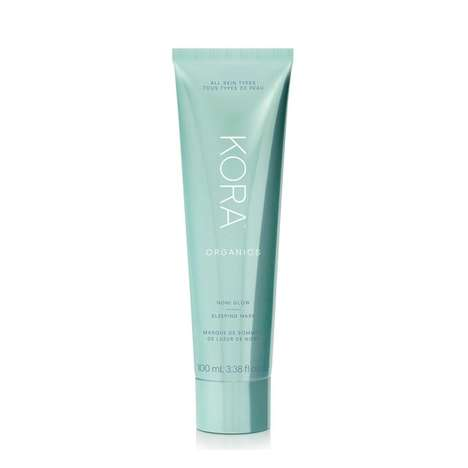 Antioxidant Overnight Masks - Kora Organics' Noni Glow Sleeping Mask Brightens & Hydrates