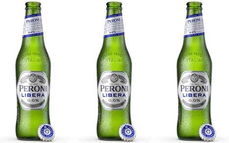 Premium Non-Alcoholic Libations
