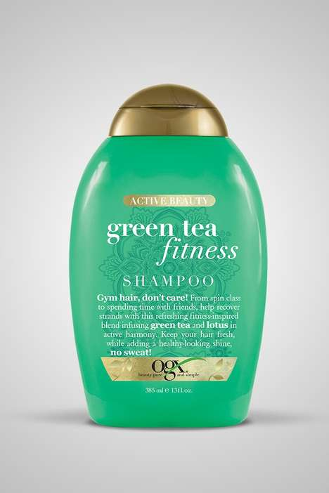 Fitness-Focused Haircare