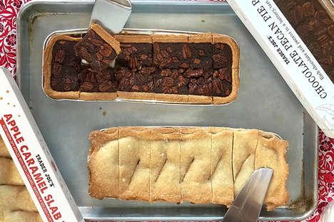 Slim Pie Bars