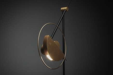 Posh Preference-Mimicking Lamps