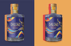 Columbia-Inspired Non-Alcoholic Spirits