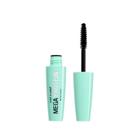 Protein-Infused Mascaras - Wet n Wild's Mega Protein Mascara Includes Acai Oil and Soy Protein