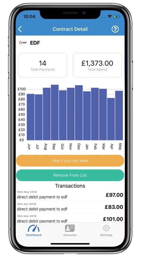 Financial Bill Management Apps