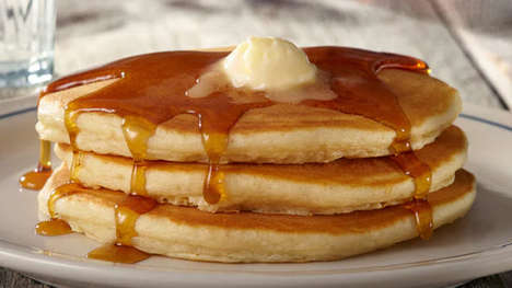 All-You-Can-Eat Pancake Promotions