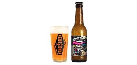 Non-Alcoholic IPA Beers