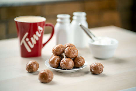 Coffee-Flavored Baked Goods