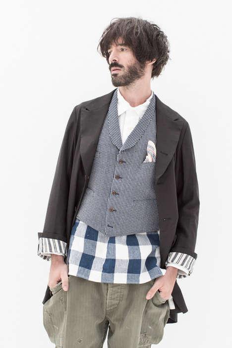 Americana-Themed Spring Fashion