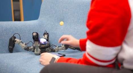 AR Gaming Robots