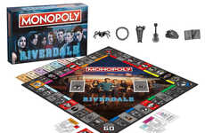 Teen Drama Board Games - The Monopoly Riverdale Board Game Has Collectible Tokens and More