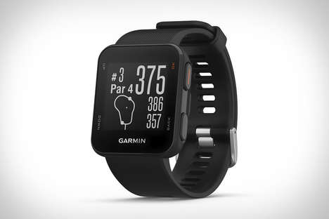 Distraction-Limiting Sport Smartwatches