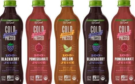 Single-Ingredient Convenience Store Juices
