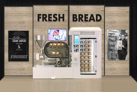 Automated Bread-Making Robots