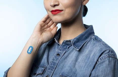 pH-Reading Skincare Sensors
