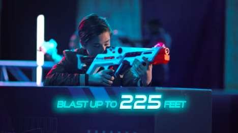 Laser Battle Blasters