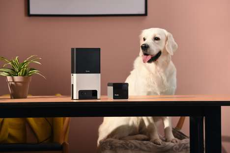 Connected Pet Cameras