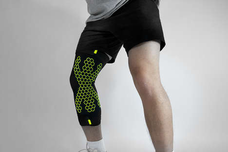 3D-Printed Knee Braces