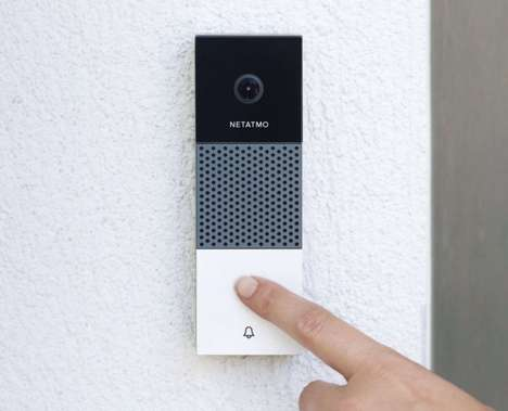 Subscription-Free Smart Doorbells