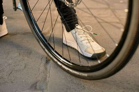Discreet Cycling Sneakers