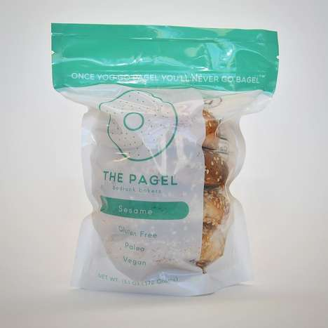 Paleo-Friendly Bagels