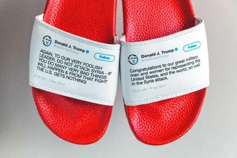 Presidential Tweet Slides