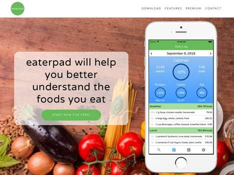 Personal Nutrition-Tracking Apps