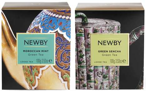 New Year Tea Collections